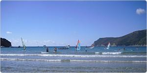 Segeln und Surfen auf Elba