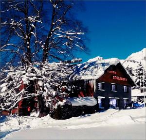 Skihütte Rösliwies