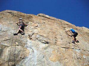 Klettern mit AF-Reisen auf Kreta