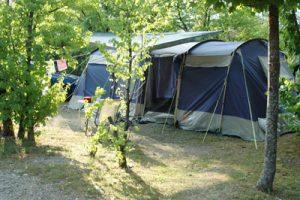 Zelten bei AF-Reisen