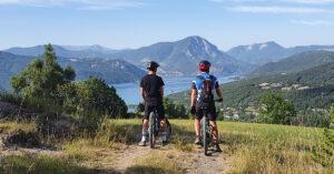 Biken mit AF-Reisen in Le Roustou