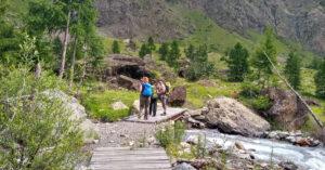 Wandern mit AF-Reisen in Le Roustou