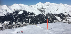Skigebiet Davos